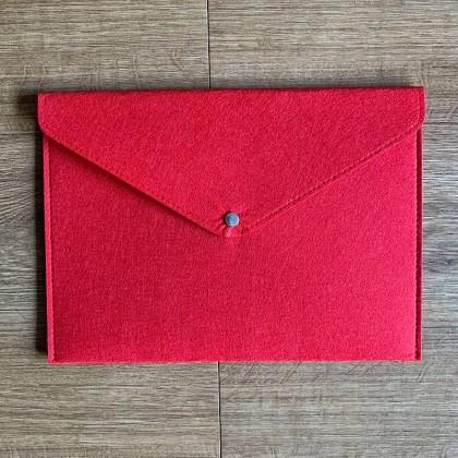 Felt Document Folder Bag