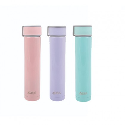 Oasis Skinny Insulated Bottle 250ml