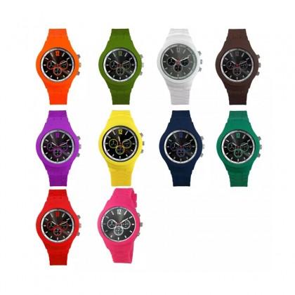 Colour Chronograph Watch