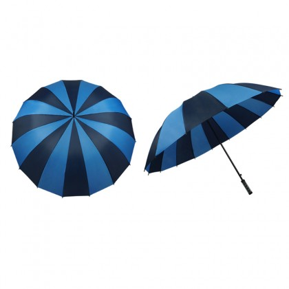 "30"" Colour Nylon Golf Umbrella"