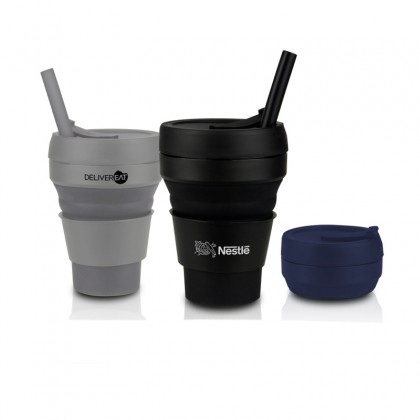 Collapsible Drinking Water Cup