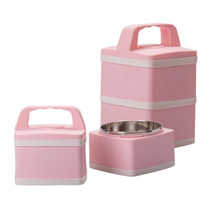 2 Level Food Container