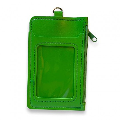 PU Leather ID Pouch